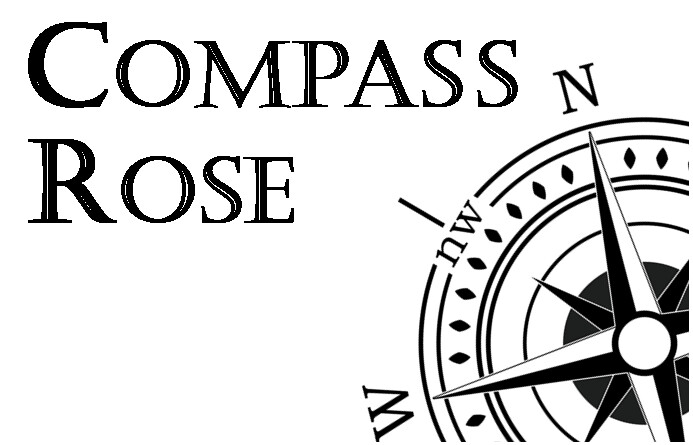 Compass Rose 12 oz.