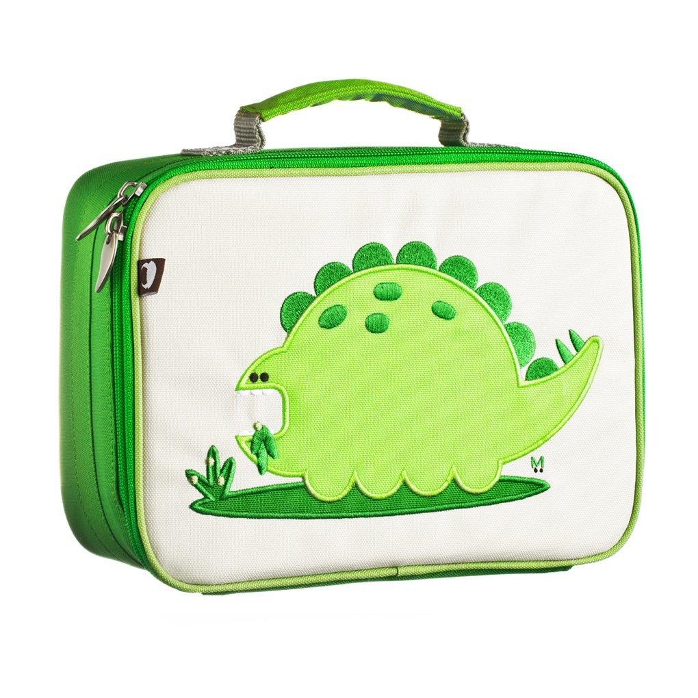 Beatrix NY Lunch Box Bag: Alister the Stegosaurus