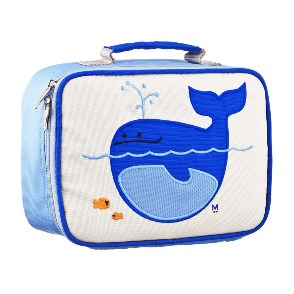 Beatrix NY Lunch Box Bag: Lucas the Whale