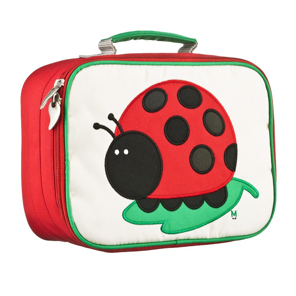 Beatrix NY Lunch Box Bag: Juju the Ladybug