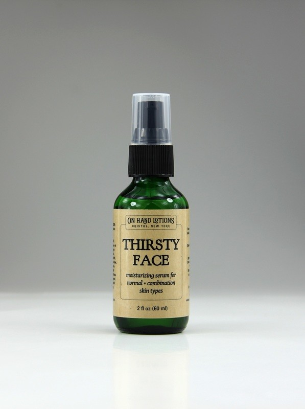 Thirsty Face Serum WITH PUMP CAP - 4 pack - Wholesale
