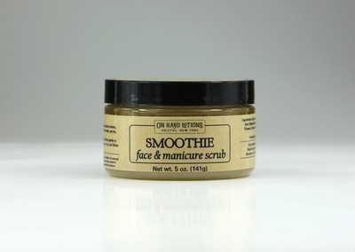 Smoothie Facial & Manicure Scrub (formerly Oatmeal Smoothie)