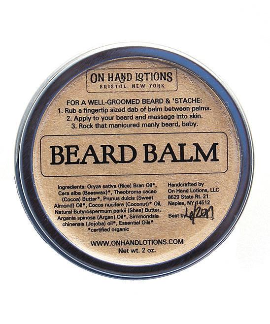 Beard Balm (Original and Unscented)