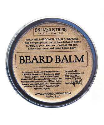 Beard Balm - 4 pack - Wholesale