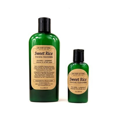 Sweet Rice Facial Cleanser - 4 Pack - Wholesale
