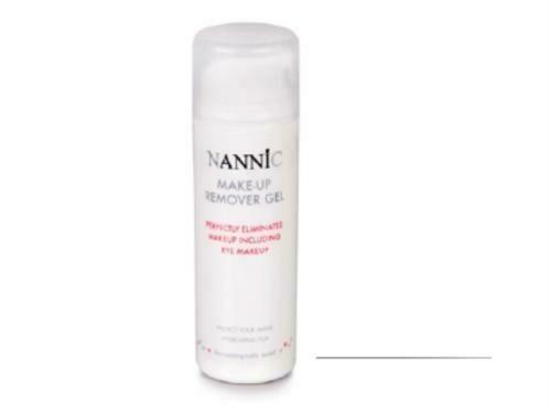 Make-up Remover Gel - NANNIC CLEANSING & TONING