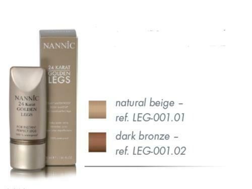 Golden Legs/Dark Bronze - NANNIC FOUNDATION INNOVATIONS