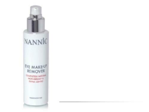 Eye Make-up Remover - NANNIC CLEANSING & TONING