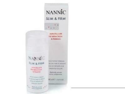 Slim & Firm - NANNIC BODY CARE INNOVATIONS