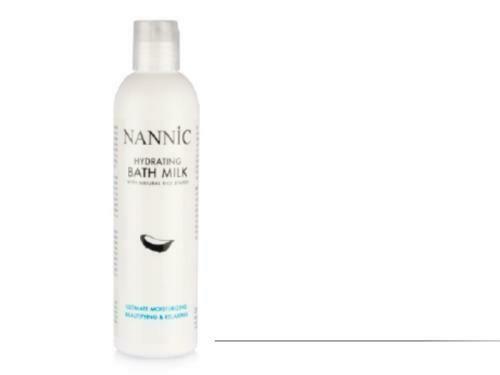 Hydrating Bathmilk - NANNIC RELAX & HYDRATATION