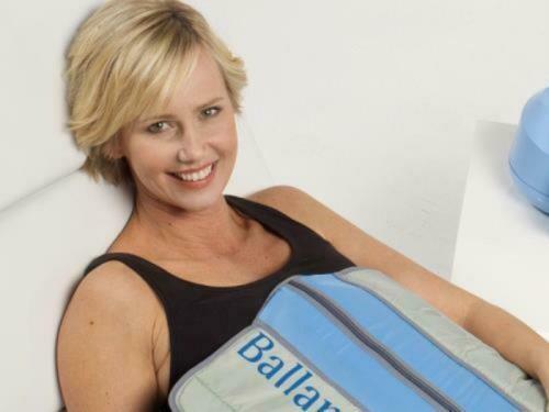 10 séances de 60 min + 2 offertes- PressoThérapie Ballancer 500