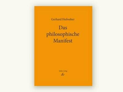 Das philosophische Manifest