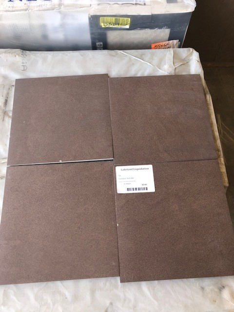 12x12 Brown Tile