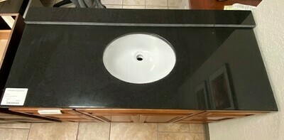 Absolute Black Granite Vanity Top 49