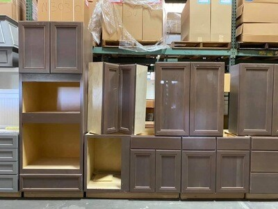 Overstock Kitchen Greystone Stained Set