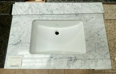 Cararra White Granite 31