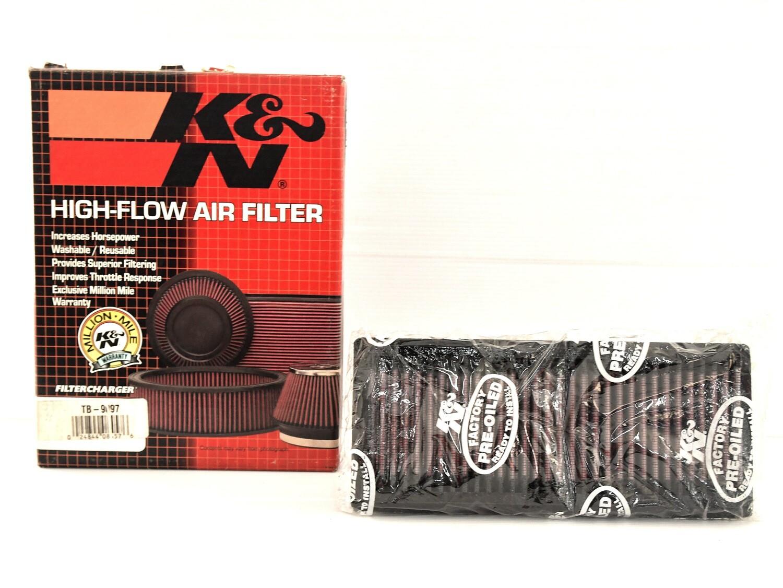 Filtro aria alte prestazione per moto TRIUMPH Daytona marca K&N
