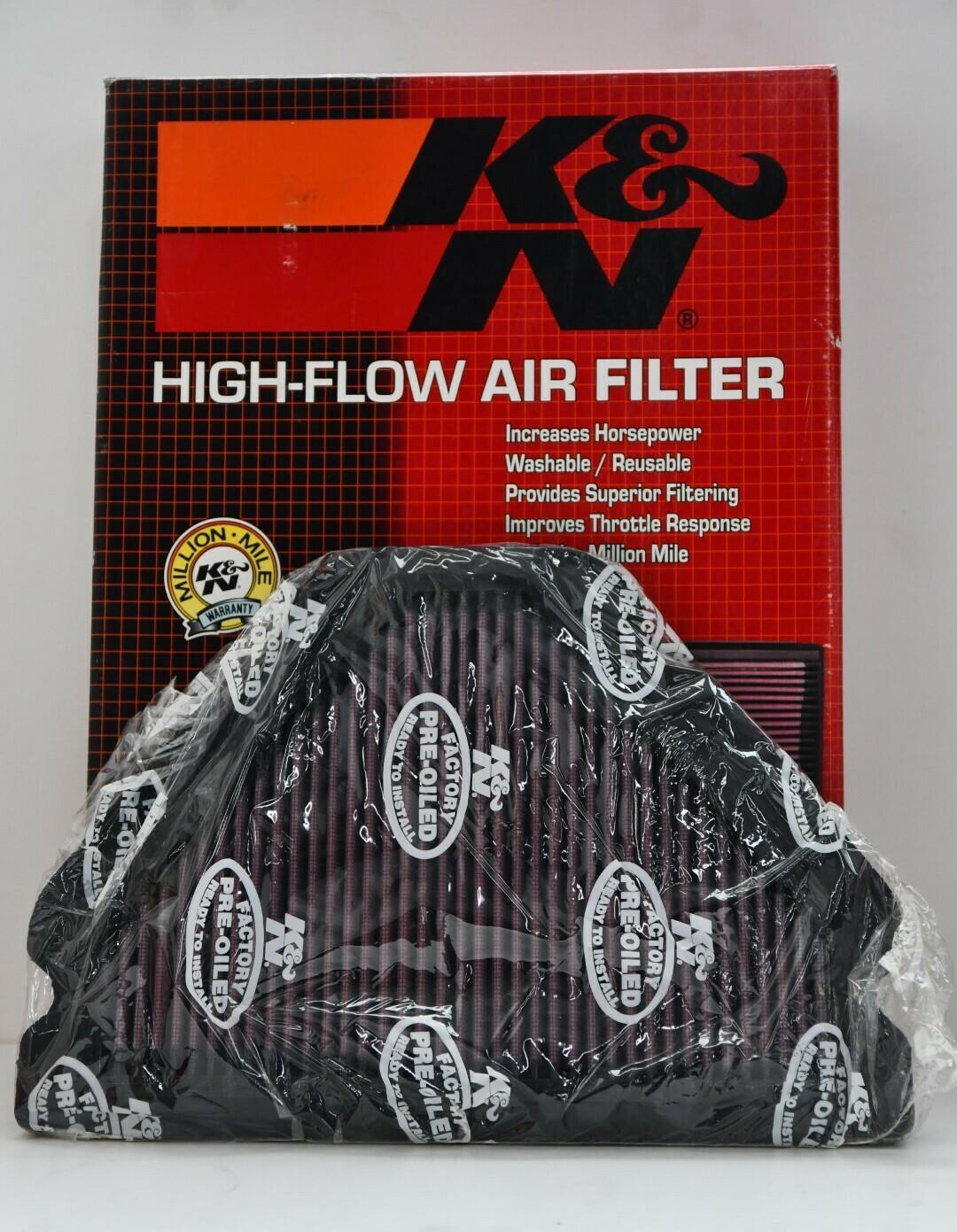 Filtro aria alte prestazione per moto KAWASAKI ZX900 Ninja ZX-9R 899 1998 2003