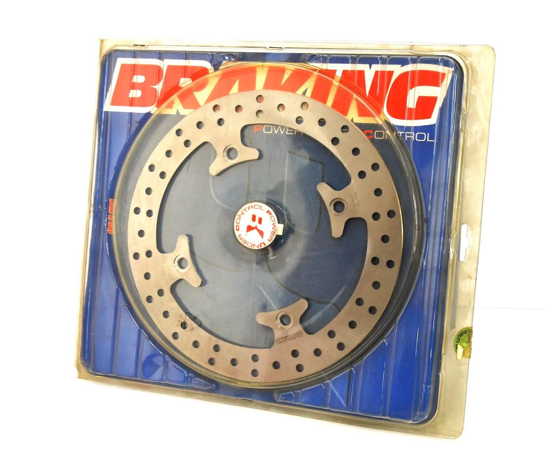 HO18FI Disco Freno Anteriore Braking R-FIX HONDA XRV AFRICA TWIN 1990 - 2002
