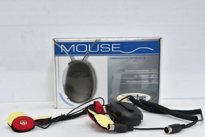 Interfono Osbe Mouse V2 Stereo X 2 per caschi integrali universale