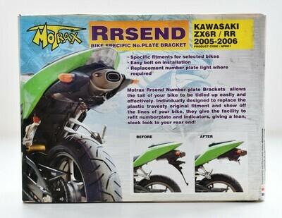 Porta Targa  Suzuki gsxr1000 2005 2006 codice NPBs1