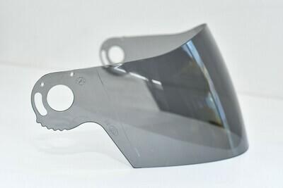 Visiera originale per casco Suomy Booster colore Fume'. Codice visiera KABTVF