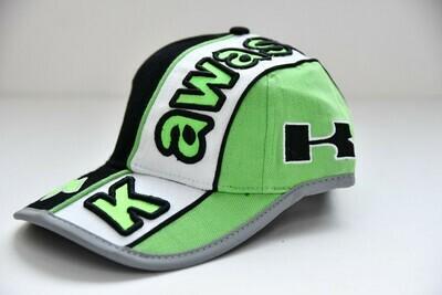 Berretto Kawsaki originale stile Baseball cappello con visiera 100% cotone