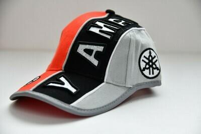Berretto Yamaha  originale stile Baseball cappello con visiera 100% cotone