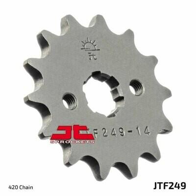 PIGNONE JTF249.13 per catena moto   13 denti