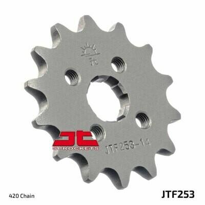 PIGNONE JTF253.14 per catena moto 14 denti