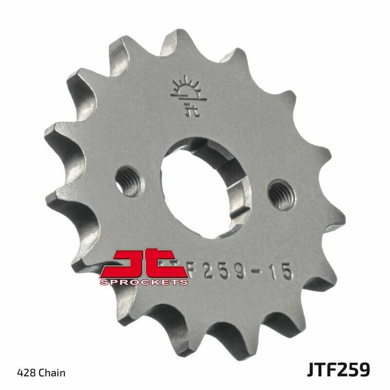 PIGNONE JTF259.12 per catena moto 12 denti