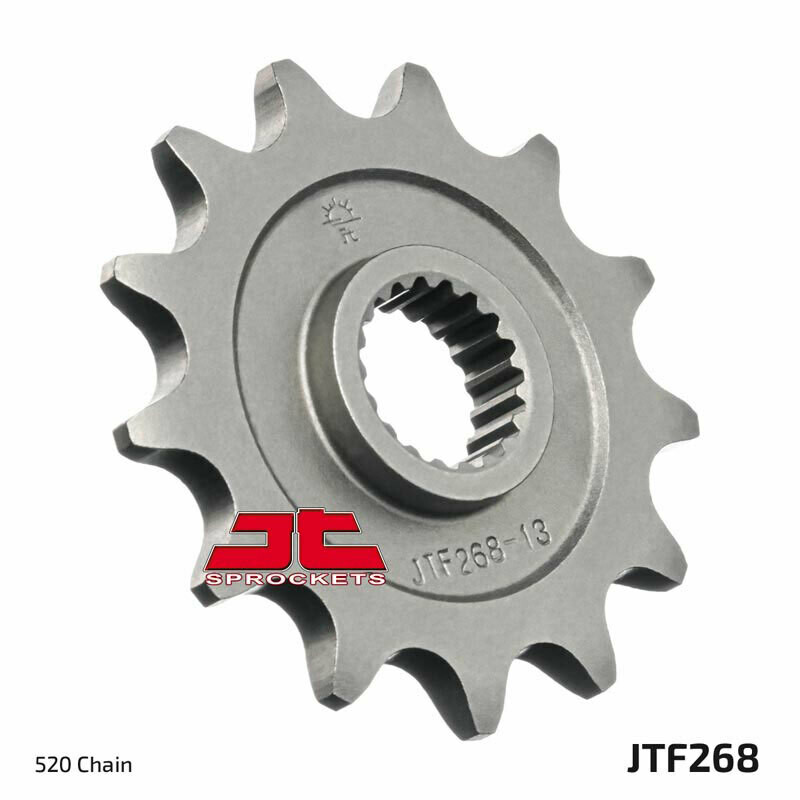 PIGNONE JT 268 z13 pignone per catena moto 13 denti