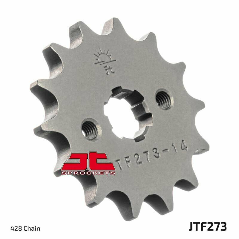 PIGNONE JT 273 z14 pignone per catena moto 14 denti