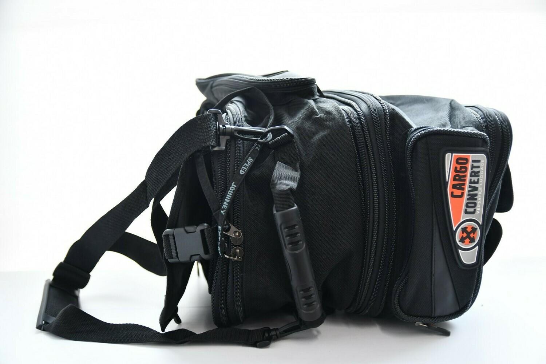 Cargo Endurance Borsa serbatoio magnetica 20 litri (40 espansa) colore nero