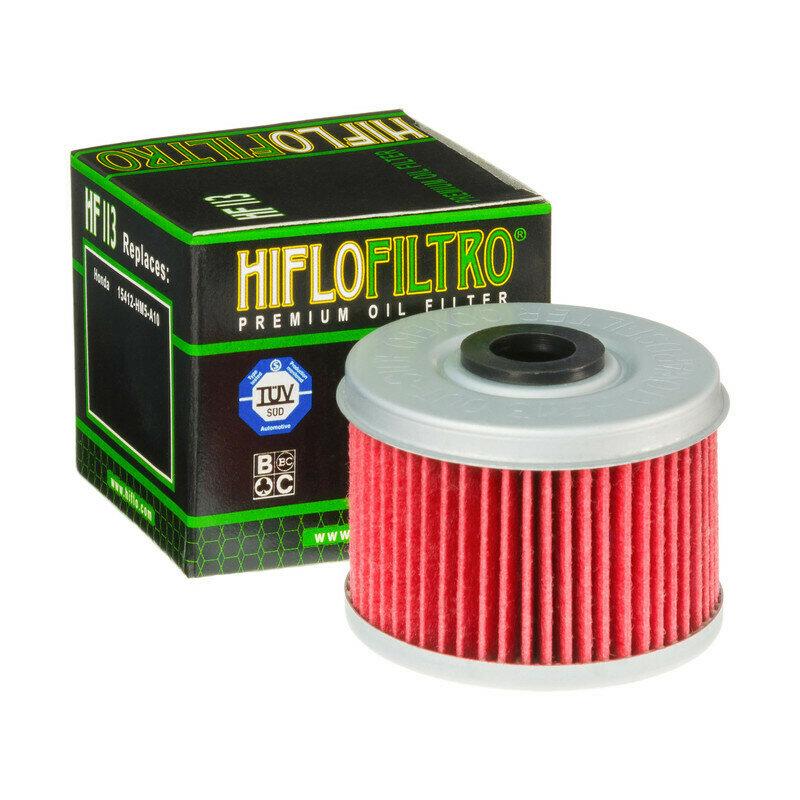 FILTRO OLIO PER MOTO HONDA XL VARADERO 125 FILTRO HILFO HF113