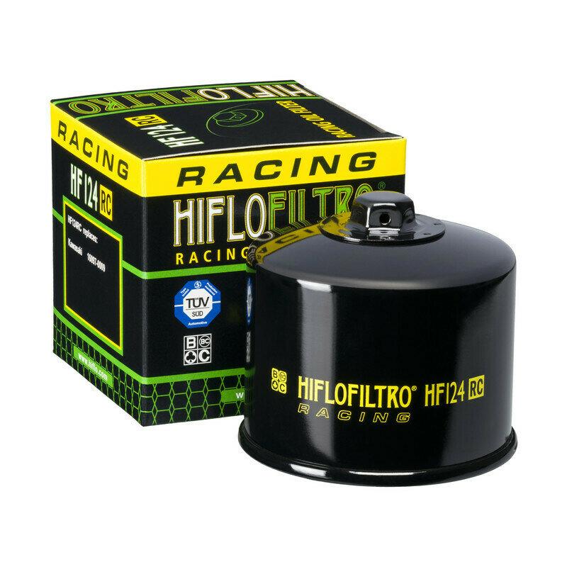 FILTRO OLIO per moto Kawasaki 1000 Ninja H2-H2R 15 FILTRO HILFO  HF124RC