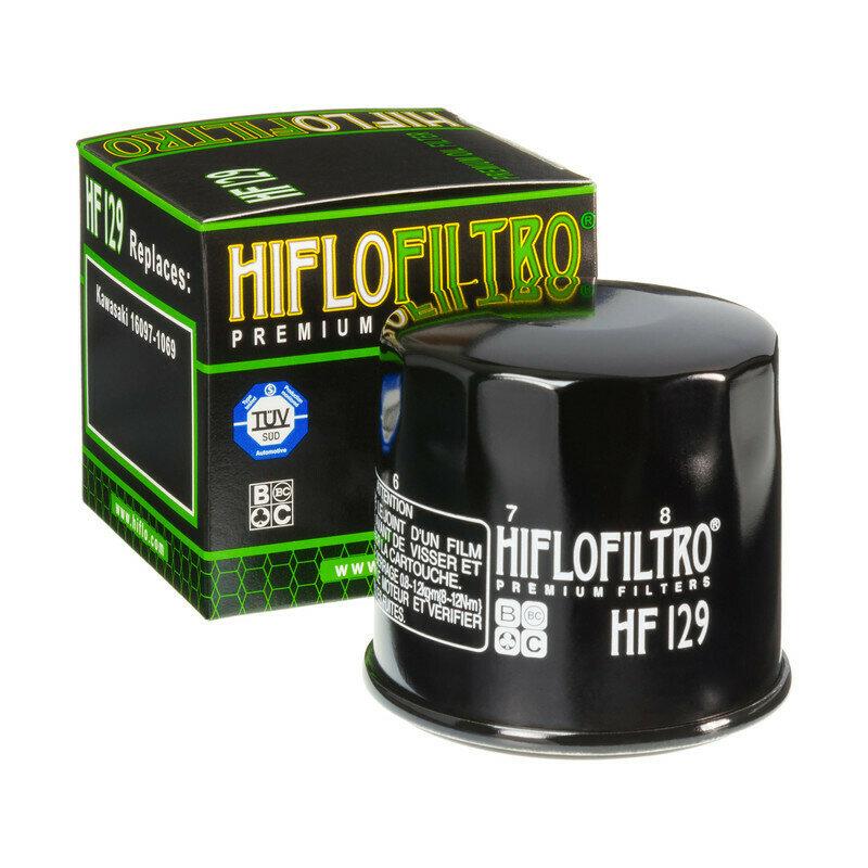 FILTRO OLIO Per quad KAWASAKI Mule Diesel 950  FILTRO HILFO HF129