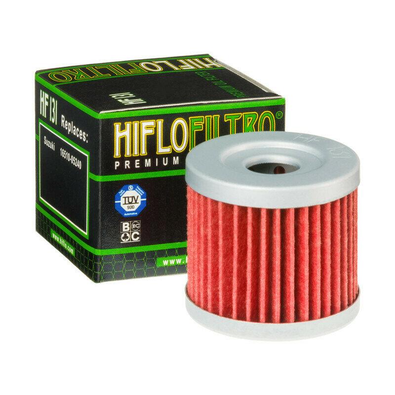 FILTRO OLIO PER SCOOTER Suzuki Burgman 125/150 02-06  FILTRO HILFO HF131