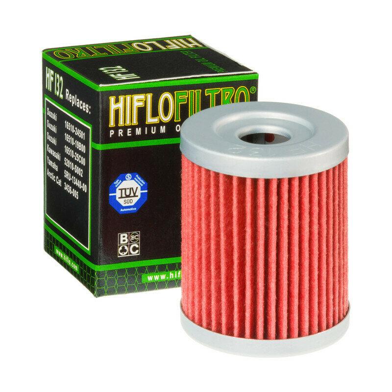 FILTRO OLIO per moto Suzuki DR 125 85-96FILTRO HILFO HF132