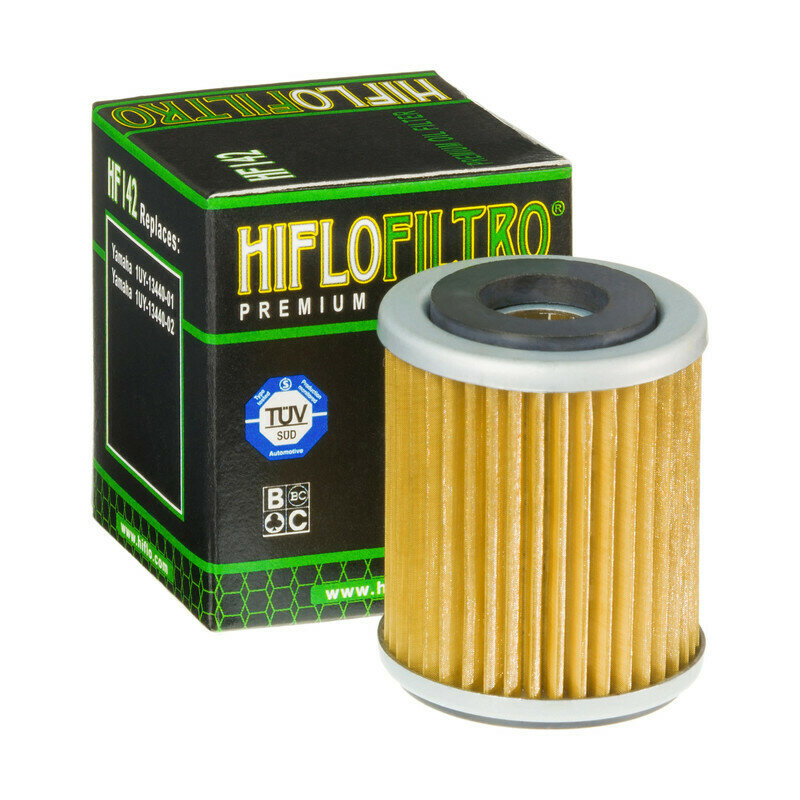 HF142FILTRO OLIO per moto  YAM.YZ/WR 250/426-02FILTRO HILFO