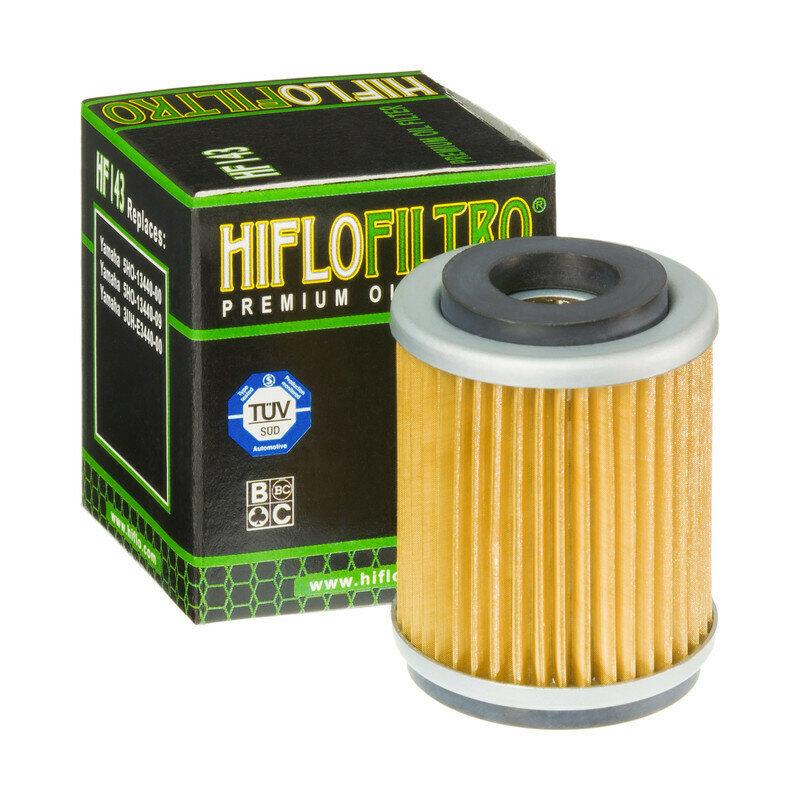 HF143FILTRO OLIO per moto  YAMAHA TT600 E/R99-00FILTRO HILFO