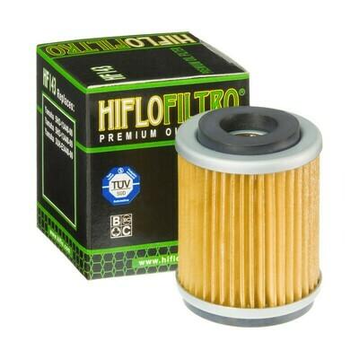 HF143FILTRO OLIO YAMAHA TT600 E/R99-00FILTRO HILFO