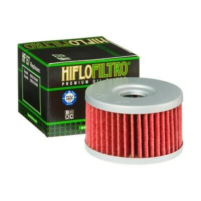 HF137FILTRO OLIO SUZUKI DR 650/80090-02FILTRO HILFO