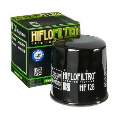 HF128FILTRO OLIO KAWA QUAD MULE 300-620FILTRO HILFO