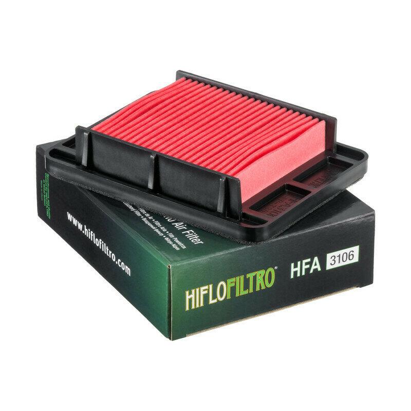 Filtro aria moto hiflo HFA3106 FILTRO ARIA SUZUKI GSX-R 12517-19- GSX-S 17-19
