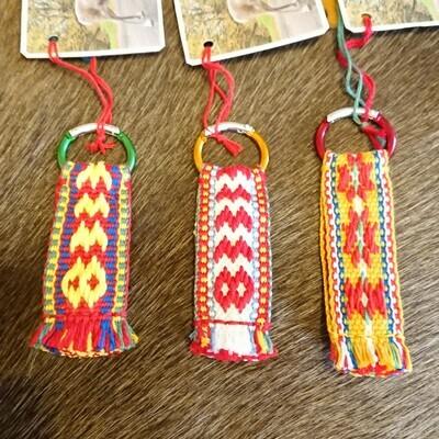 Sami Style Keyring