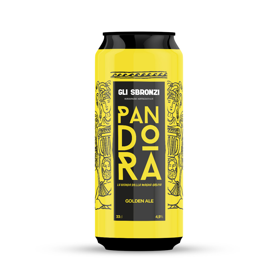 Pandora - Golden Ale