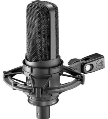 Audio-Technica Multi-pattern Condenser Mic AT4050