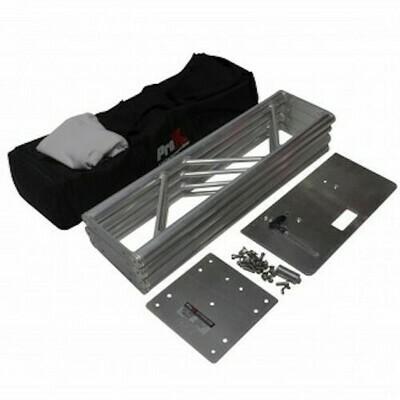 ProX XT-FTP328-656-B Flex Tower Totem Package w/ carry bag