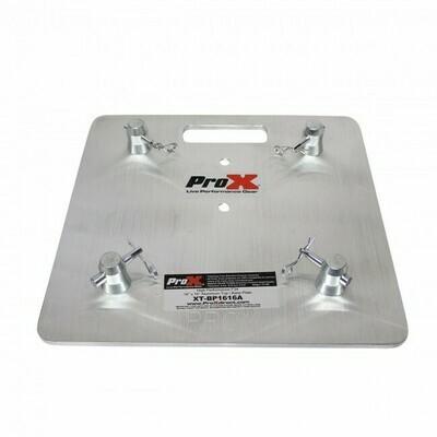 "ProX XT-BP1616A (16"" x 16"" Aluminum Base Plate)"